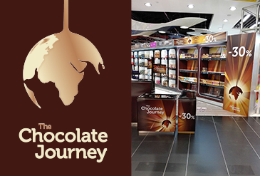 Campaña Chocolate Journey Alicante