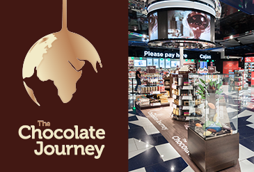 Campaña Chocolate Journey Barcelona