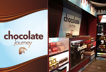 Campaña de Chocolate Journey
